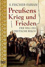 Der Weg ins Deutsche Reich v...BuchZustand gut Preußens Krieg und Frieden