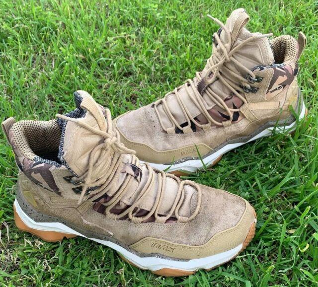 4d0bc3747b436d 🔥Rax Men's Lightweight Waterproof Camo Trekking Hiking Shoes Size 8🔥