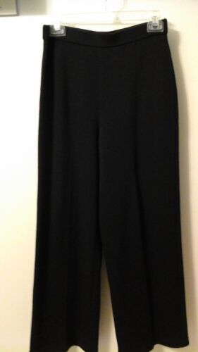 Sort Pants St John Grey 4 Collection Slacks Strik Marie Santana wS0qXSPO