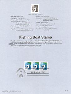 9148-19c-Fishing-Boat-Stamp-2529-USPS-Souvenir-Page