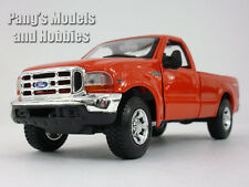 Ford F-350 Super Duty 1/27 Scale Diecast Metal Model by Maisto - RED