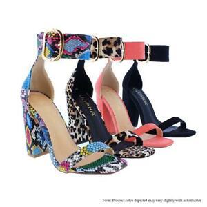Mareum-1-Liliana-Ankle-Strap-Buckle-Single-Band-Semi-Square-Open-Toe-Heel-Sandal