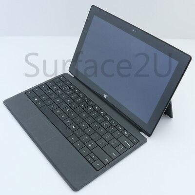 BUNDLE Microsoft Surface PRO Windows 10 i5 128GB /& Baclit Type 2 Cover Keyboard