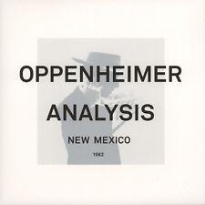 Oppenheimer Analysis - New Mexico (Vinyl 2LP - 2015 - US - Reissue)