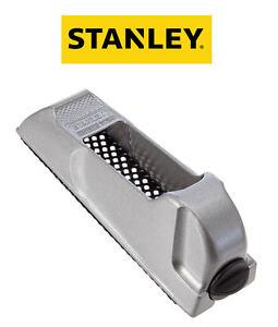 Stanley-6-034-150mm-cuerpo-metalico-Surform-BOLSILLO-Bloque-Madera-Raspado-Aereo