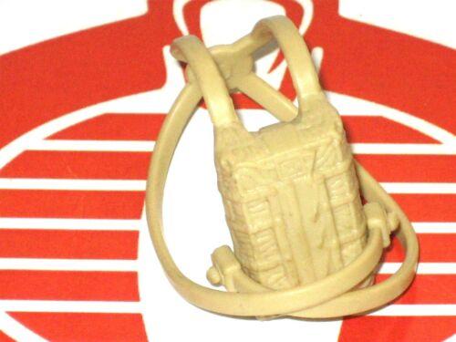 GI Joe Weapon Crazylegs Parachute Pack 1987 Original Figure Accessory