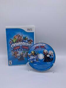 Skylanders Trap Team (Nintendo Wii Video Game) - Complete CIB - Tested & Working