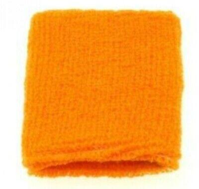 Fiducioso Unisex Novità Costume Arancio Fluo In Spugna Braccialetto Fascia Elastica Nuovo Di Zecca-mostra Il Titolo Originale