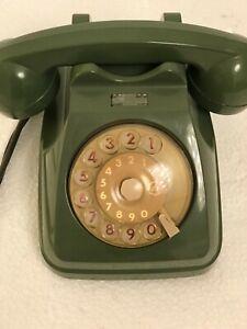 TELEFONO-TELEPHONE-AUSO-SIEMENS-SIP-VERDE-OLIVA-ORIG-NON-RIFERNICIATO