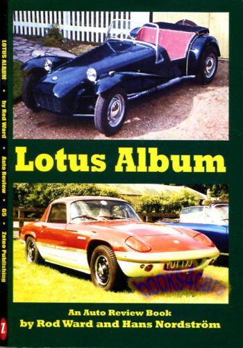 LOTUS BOOK CAR