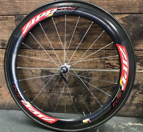 rear wheel Vittoria Corsa Tire Details about  /Zipp 404 Firecrest tubular 11speed