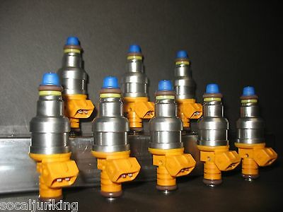 1988 1989 Ford Mustang 5.0L 302ci 19lb Bosch Fuel Injector Upgrade 4 hole