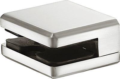 Discreet Shelf Clamp Support, Screw Fixing, 8 Mm Shelf Thickness Voorzichtige Berekening En Strikte Budgettering