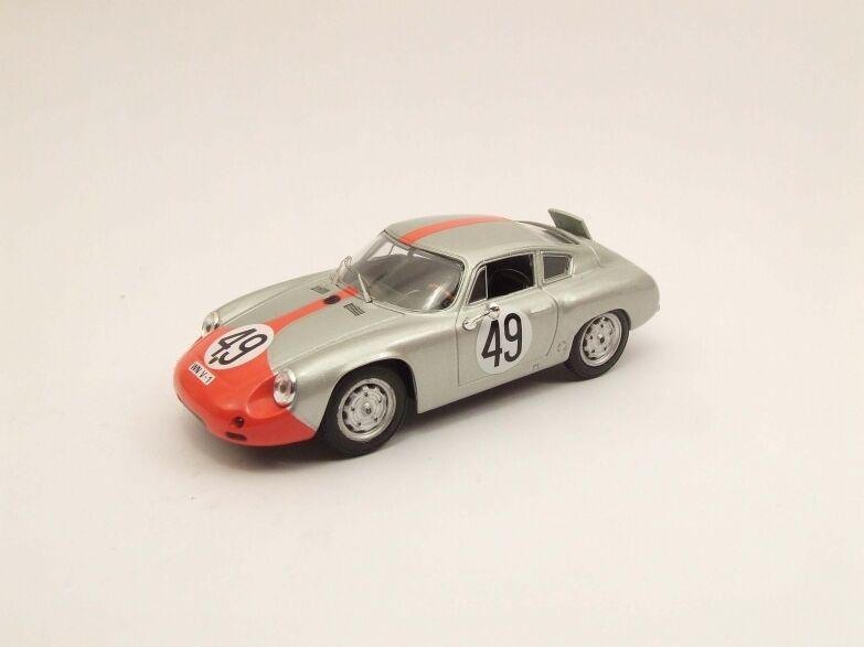 Best Best Best models 9434 - Porsche abarth Sebring 1962 N°49 1 43 67b