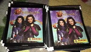 Panini Stickers Disney Descendants 50 sealed packs