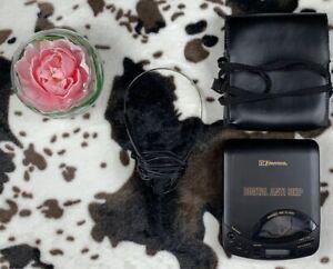 Vintage-Emerson-HD6976-Portable-Anti-Skip-CD-Player-w-Original-DH-50-Headphones