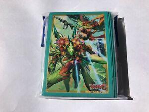 Cardfight-Vanguard-Bushiroad-Card-Sleeves-70-Midsummer-Flower-Princess-Lieta