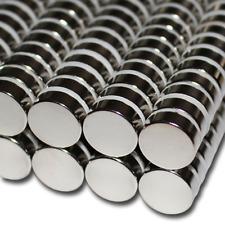 20 NEODYM POWER MAGNETS D13x5 mm NdFeB N48 STRONG MAGNETIC LIFT 7 KG