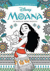 Art of Coloring: Moana: 100 Images to Inspire Creativity by Disney (Paperback, 2016)