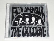 The Goodbye FIFTH DIMENSION JPOP/JROCK CD WITH OBI STRIP EXCELLENT + BONUS GIFT