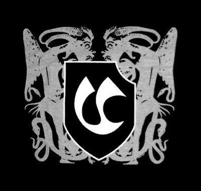 VADER cd lgo V BLITZKRIEG 3 Official TOUR SHIRT LAST LRG New oop