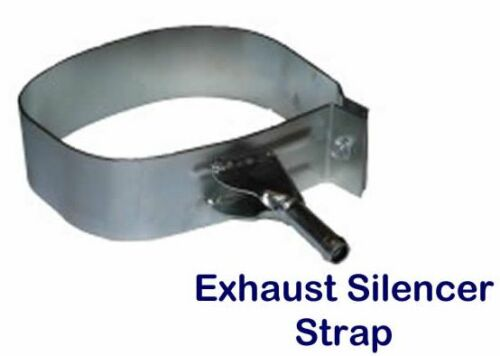 PEUGEOT 207 HDI Diesel 1.4 1.6 REAR SECTION EXHAUST BOX HANGER BAND STRAP TURBO