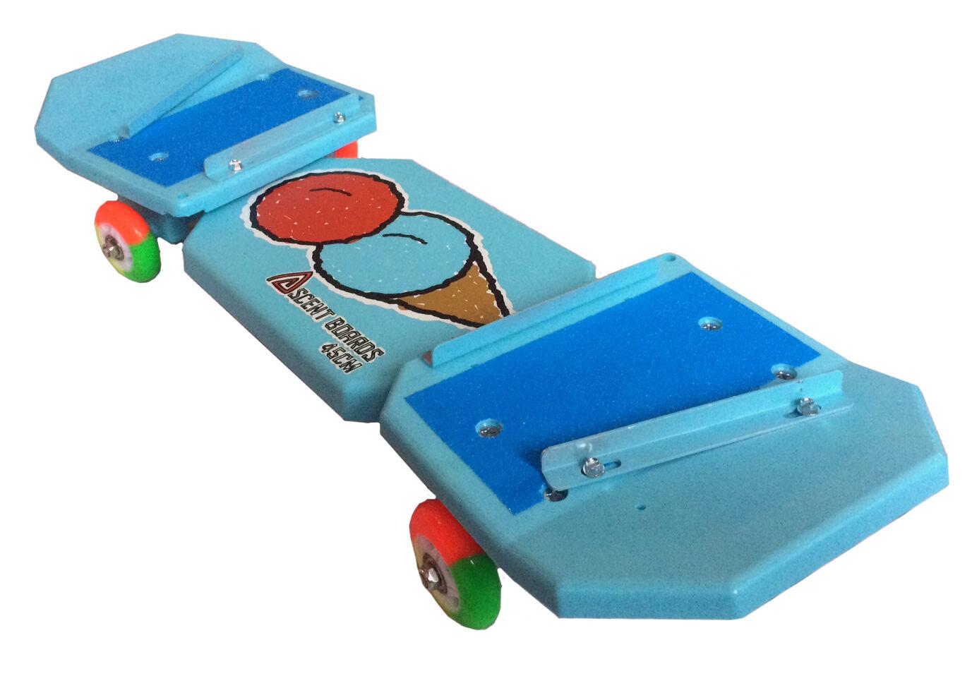 Ascent Boards  Icecream 2  Beginner intermedia Allround rueboard snakeboard