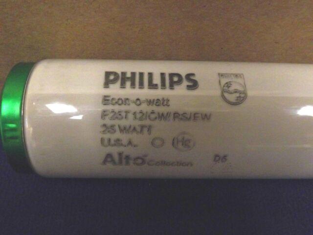 """25 PHILIPS 14732-2 F32T8 ADV 830 EW ALTO II 30 Watt Flourescent light T8 48/"""""""