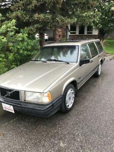 Collector's Volvo Estate Car