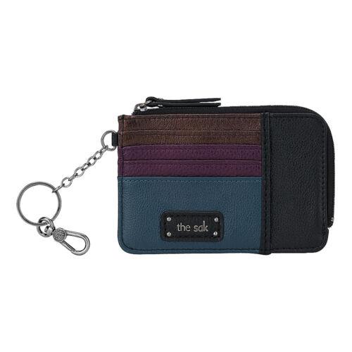 The Sak Iris Card Wallet 10 Colors Women/'s Wallet NEW