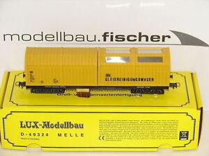 8830//8831 Lux Ersatzsaugbürste für Gleisstaubsaugerwagen Bürste Ersatzteil NEU