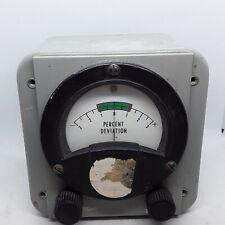 Vintage Trio Laboratories Vacuum Tube Voltmeter Model Sg654 Rare Model