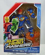 Marvel Super Hero Mashers Nova Hasbro Action Figure  r86
