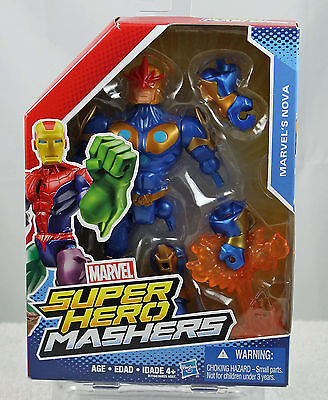 Marvel Super Hero Mashers Select the character you want Will Combine Postage