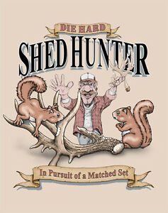 Whitetail-Deer-Motivational-Poster-Buck-Antler-Sheds-Commander-Bow-Hunting