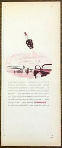 1952-Champions-Spark-Plugs-PRINT-AD-Wife-Picking-Up-Husband-Airport