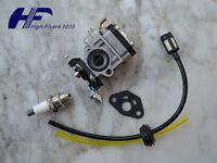 Carburetor Fuel Line Kit F Walbro Wyj-138 Wyk-186 Echo Srm Pb Pas 260 261 T242x