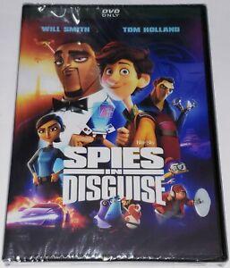 Espias-in-Disguise-dvd-nuevo-sellado-region-1-EE-UU