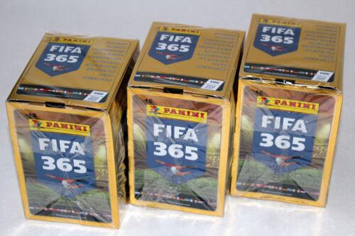 Ed Panini Fifa 365 Season 2016 Int Europe 3 X Display Box 150 Bags Packets