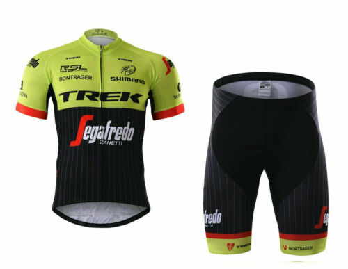 JY479 NEU Herren Rennrad Fahrrad Trikot Lätzchen Shorts Sets Hemd Klammer Knicks