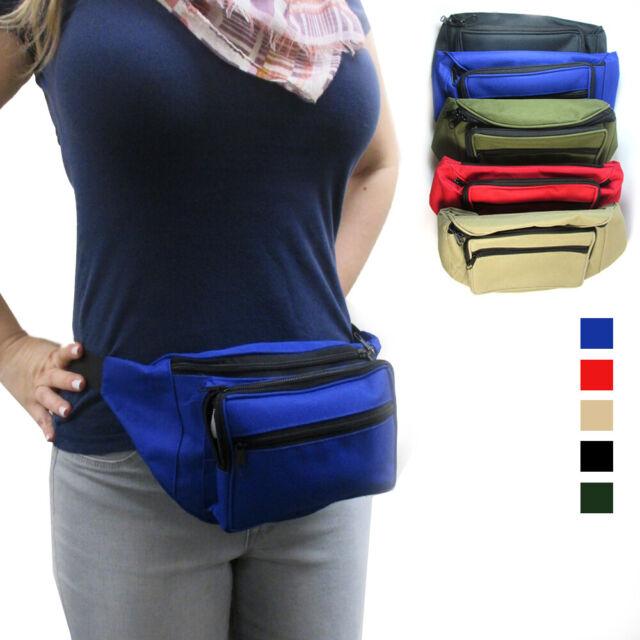 Colorful Music Love Sport Waist Bag Fanny Pack Adjustable For Travel