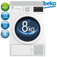 Beko A+++ Wärmepumpentrockner 8kg DH85T6GXV