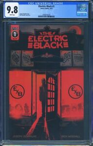 Electric-Black-1-Scout-CGC-9-8-White-Pages-Premiere-issue