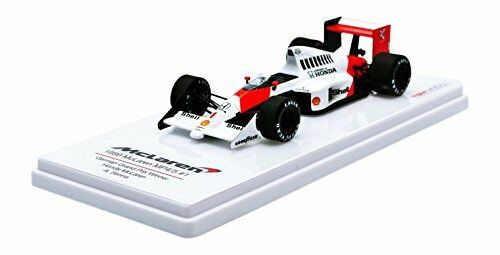 Mclaren mp4 5 ayrton senna 1989 winner German gp 1 43 Model