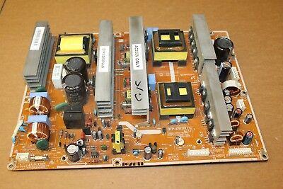 "POWER SUPPLY FOR SAMSUNG PS-42Q97HD 42"" PLASMA TV BN44-00194A DYP42W2PLUS REV1.0"