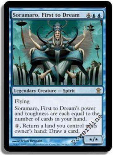 1 FOIL Soramaro, First to Dream - Blue Saviors of Kamigawa Mtg Magic Rare 1x x1