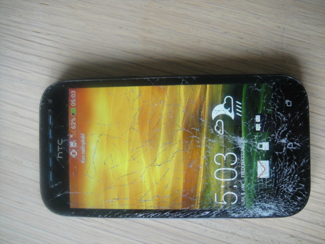 HTC One SV, 8 , God, Er du fiks på fingeren, eller har du…