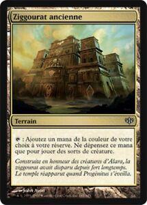 Ziggourat-ancienne-Ancient-ziggurat-Conflux-Magic-mtg-Zigourate