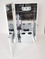150 Watt Stealth Grow Box With Two Site Hydroponic System By Hellogrower
