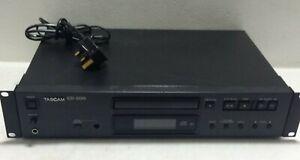 TASCAM-CD-200-CD-PLAYER-2U-RACK-MOUNT-REF-T2416